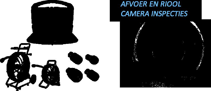 afvoer en riool camera inspectie
