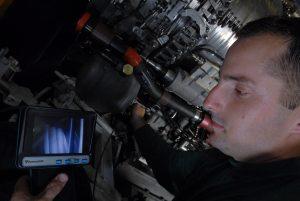motor camera inspectie