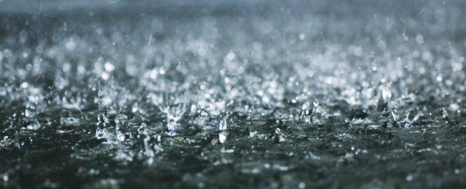 lekkage verzekering regen