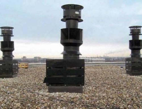 Nieuwe ketel nieuw rookgasafvoer kanaal
