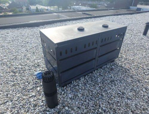 Rookgasafvoer bij een nieuwe CV ketel